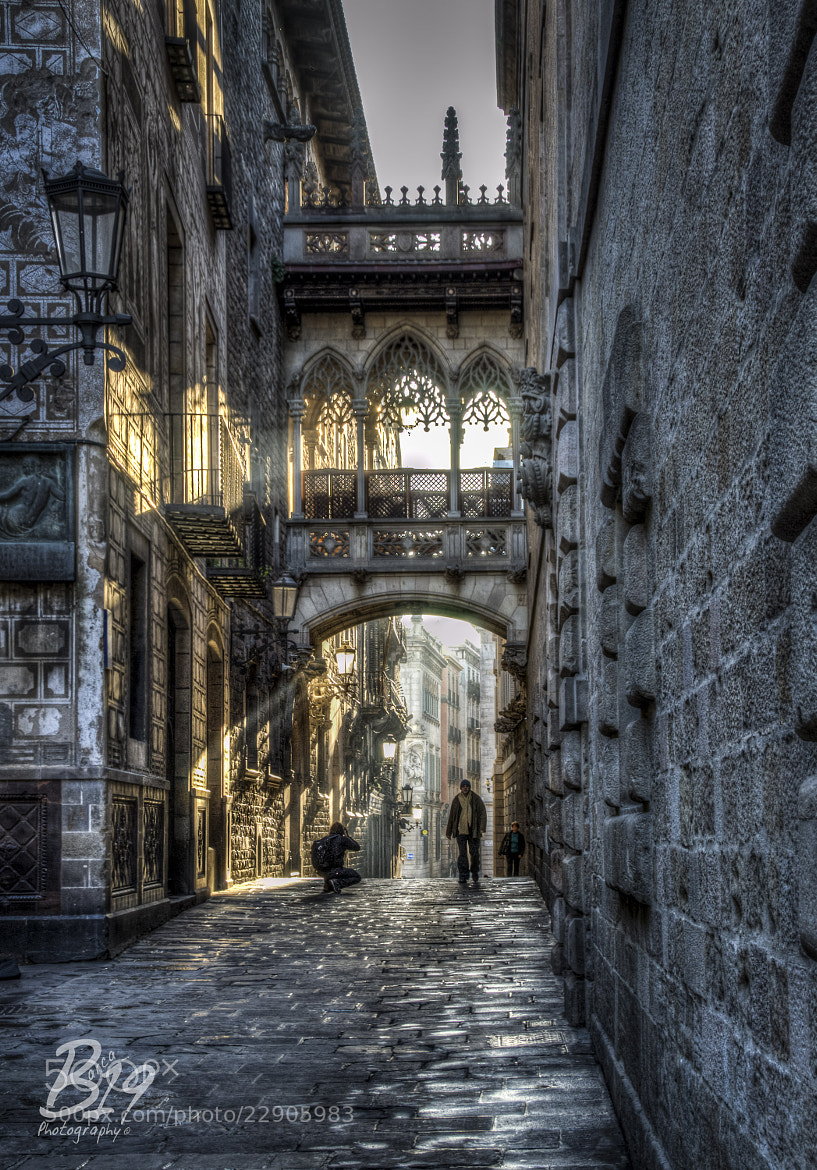 Photograph GOTHIC QUARTERS by Sam Smallwoods on 500px