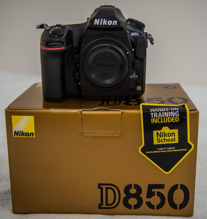 New Nikon D850 by Matt MacDonald on 500px.com