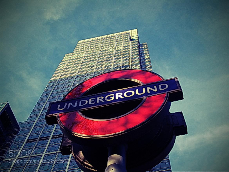 Photograph Underground by Jarek Stroka on 500px