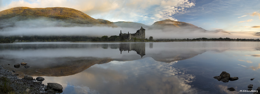 Kilchurn Castle by Micke Strandberg on 500px.com
