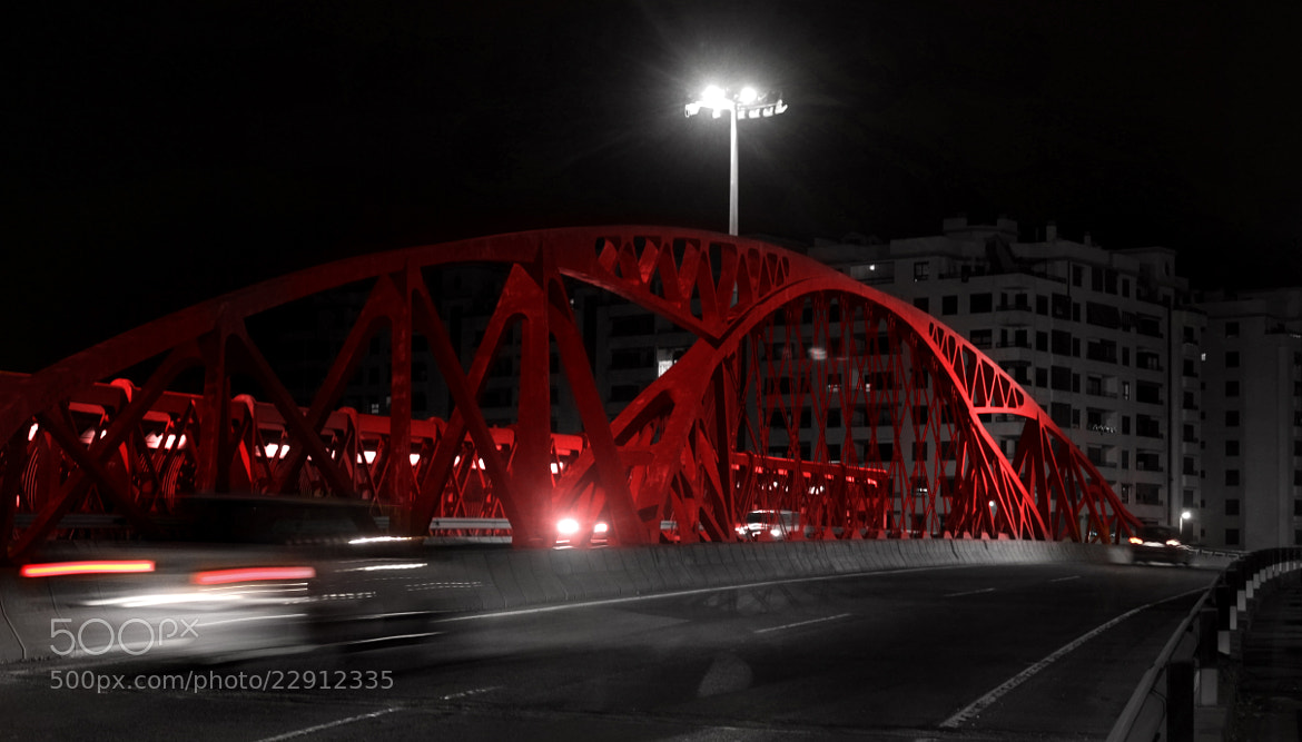 Photograph Puente Rojo Alicante by Ana Maria Framit on 500px