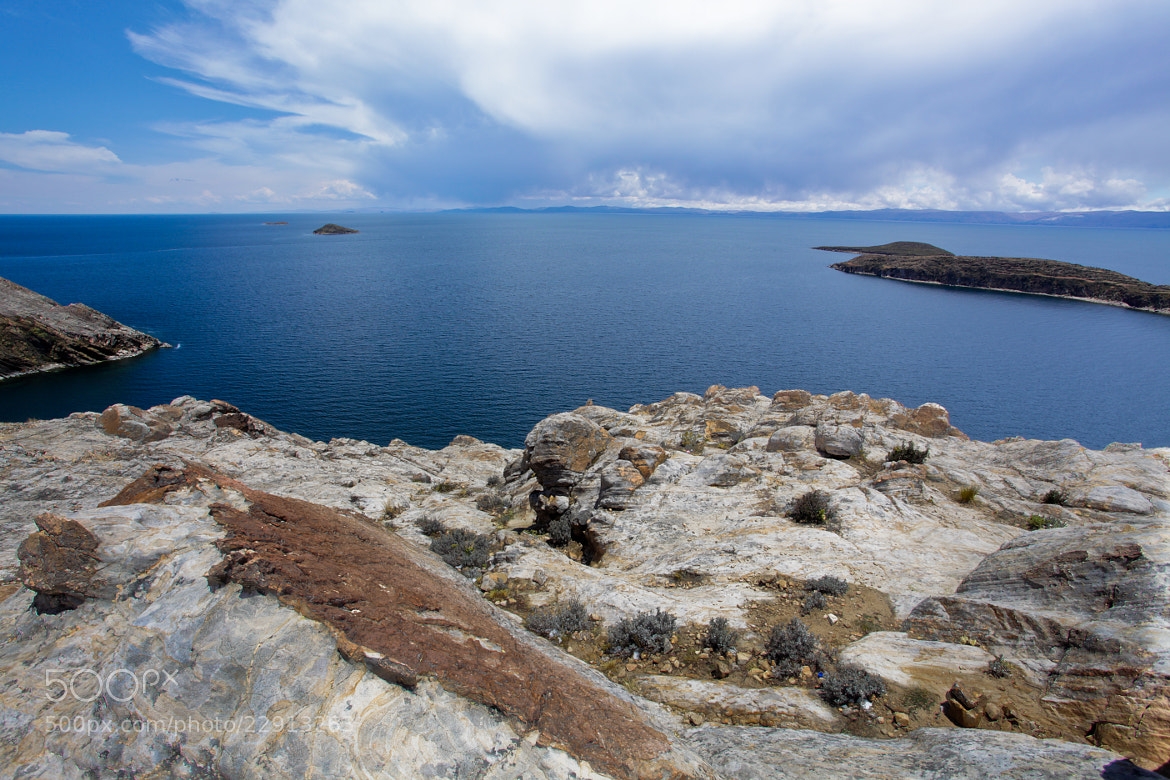 Photograph Lake Titicaca by Pedro Pena on 500px