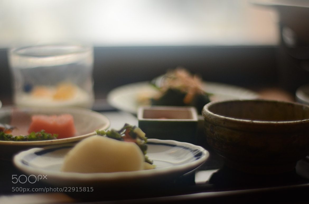 Photograph breakfast by Sayaka Suzuki on 500px