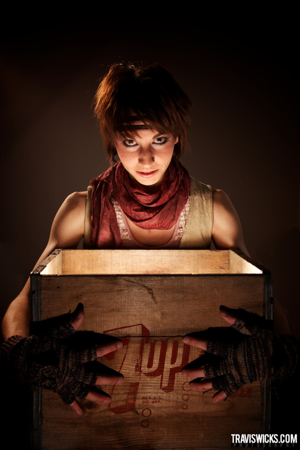 Shelley and the Box