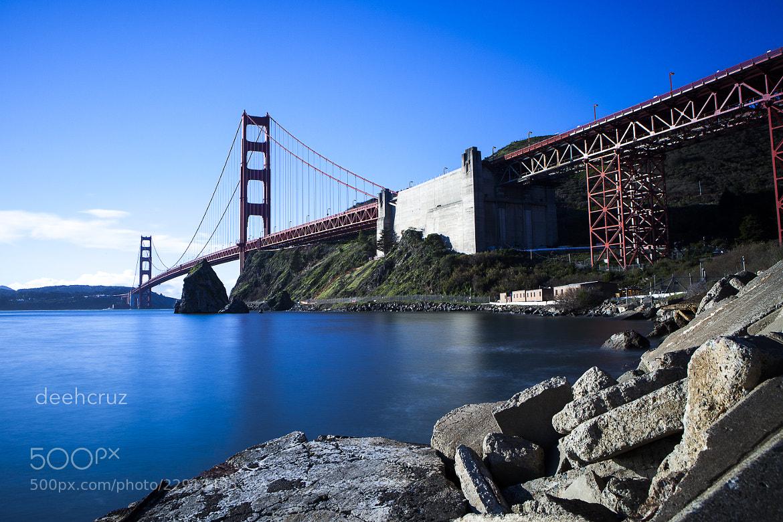 Photograph Golden Gate Bridge by Randeeh Cruz on 500px