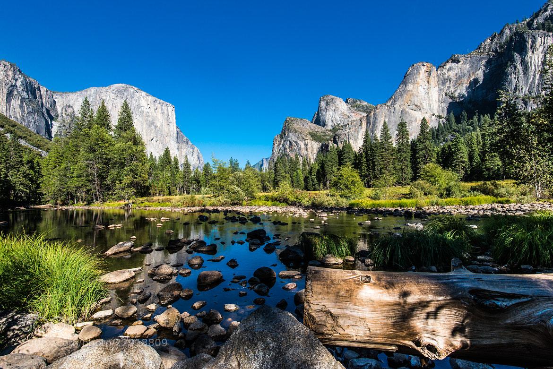 Photograph Yosemite View by Mike Kolesnikov on 500px