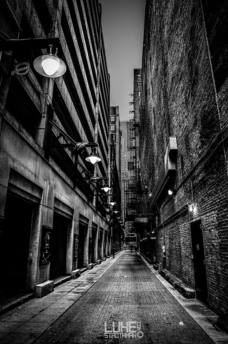 Photograph Chicago Alley by Luke Strothman on 500px
