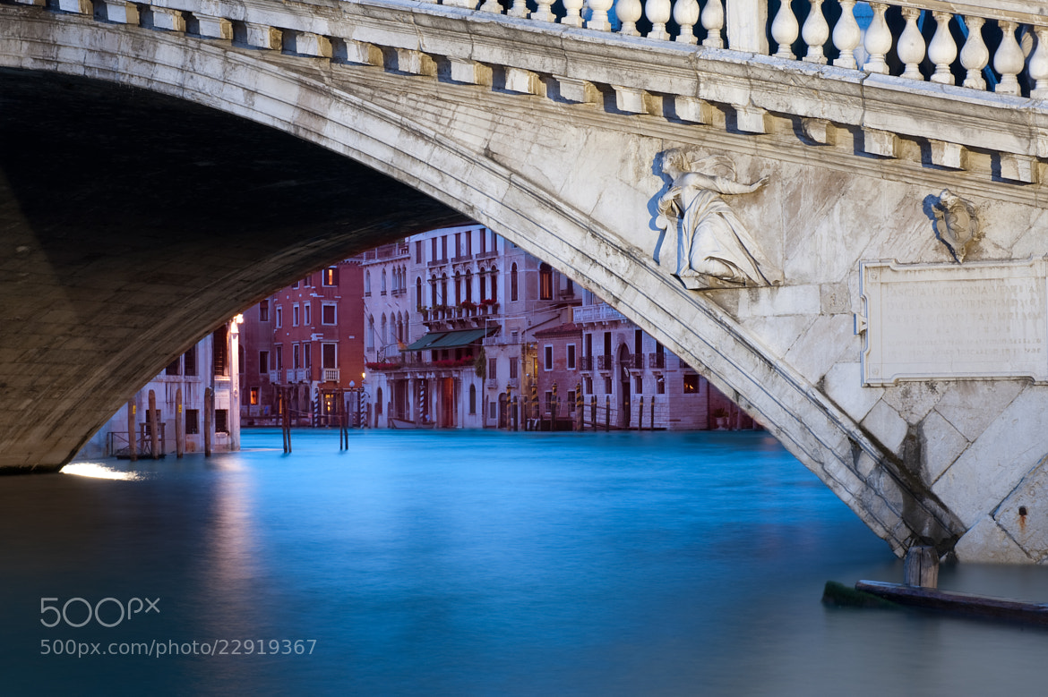 Photograph Through the Rialto by Joey Cerone on 500px