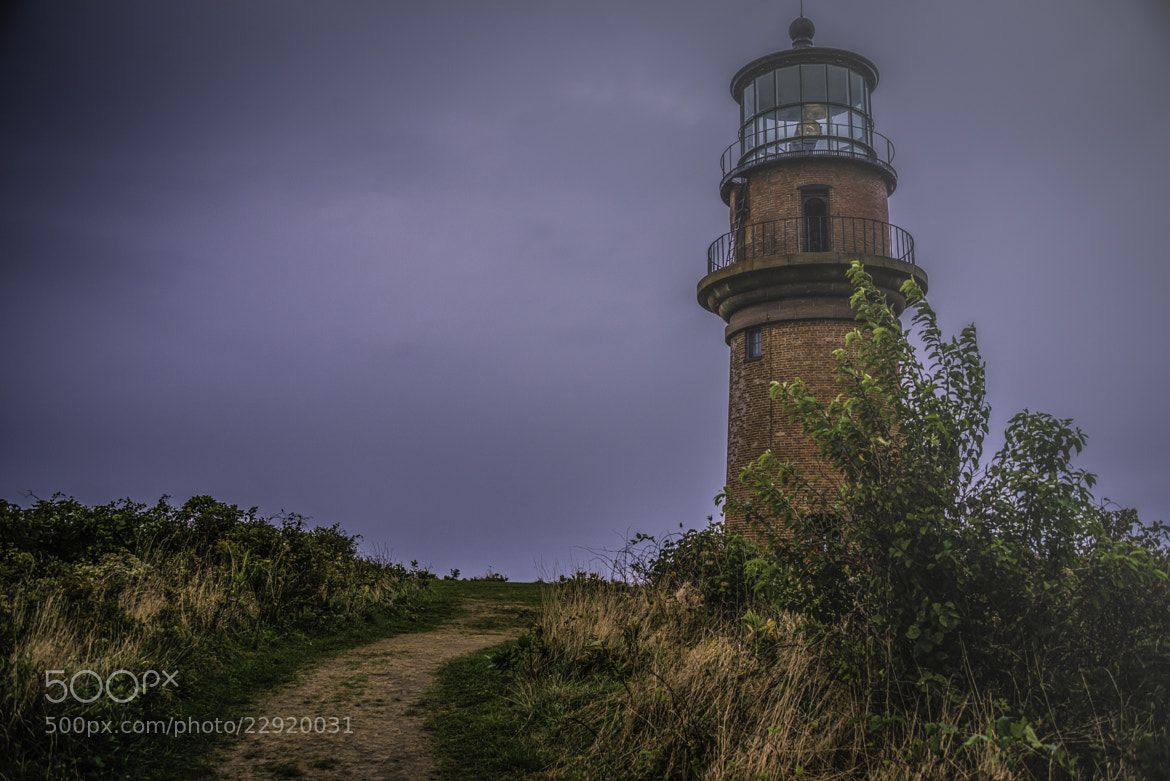 Photograph Aquinnah Light by Todd Leckie on 500px