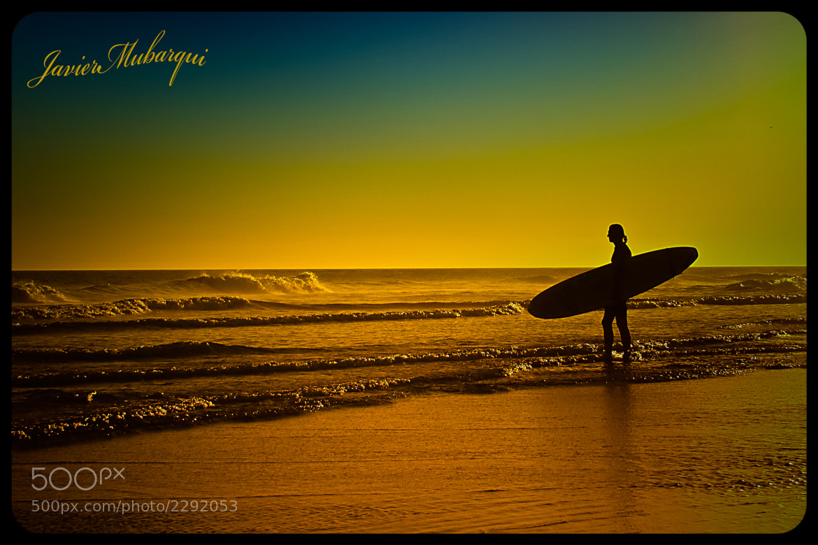 Photograph Tardecita en Necochea by Javier Mubarqui on 500px