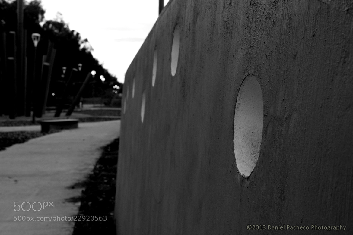 Photograph Hole in the walk by Daniel Pacheco on 500px