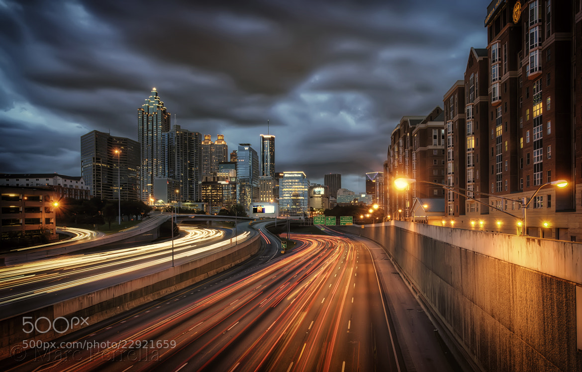 Photograph Atlanta Skyline by Marc Perrella on 500px