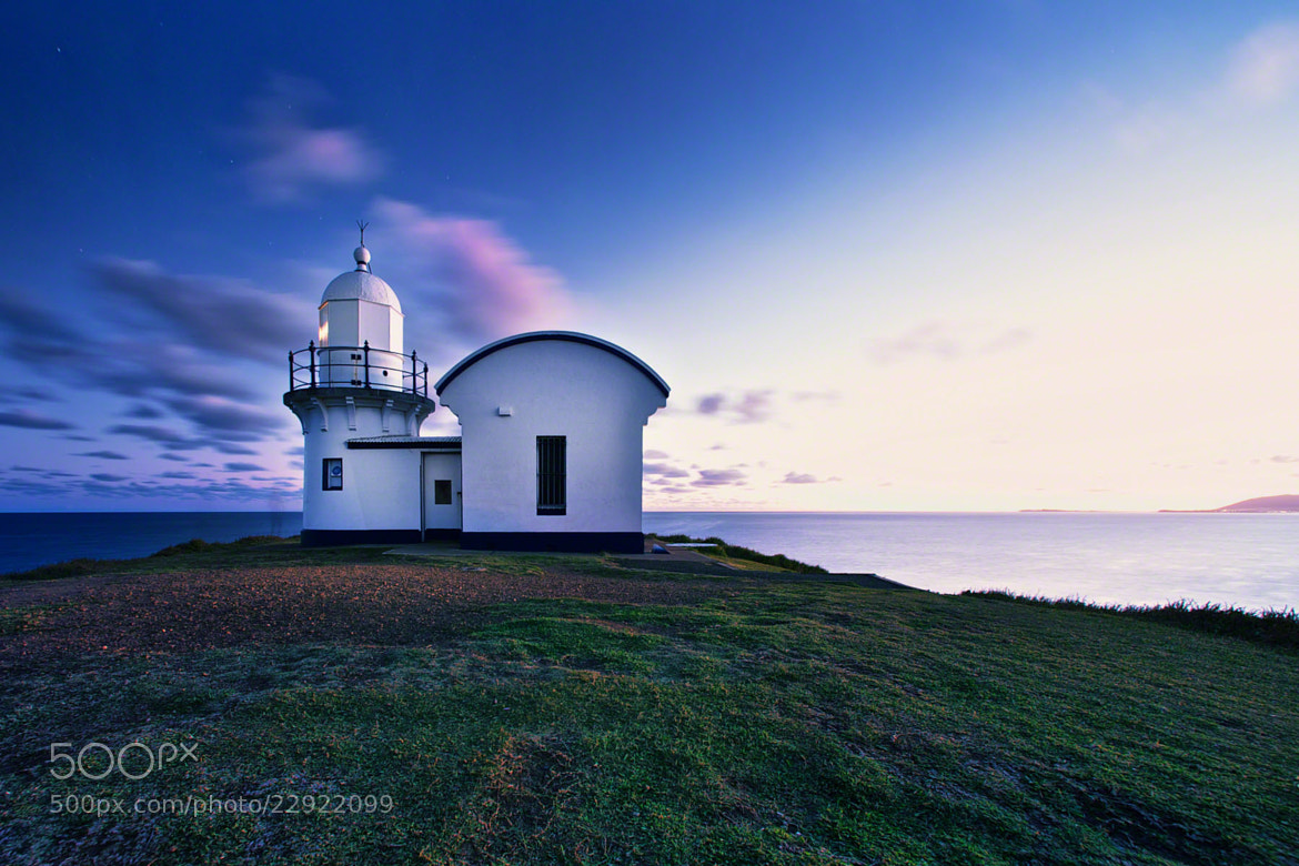 Photograph the lighthouse II by Greg Seeto on 500px