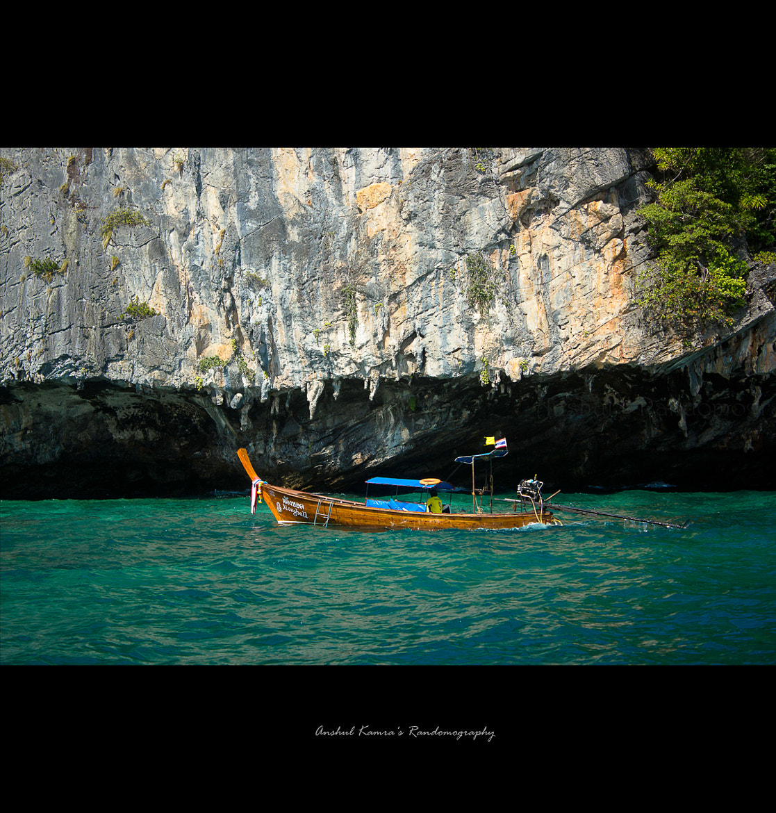 Photograph In Emerald Waters by Anshul Kamra on 500px