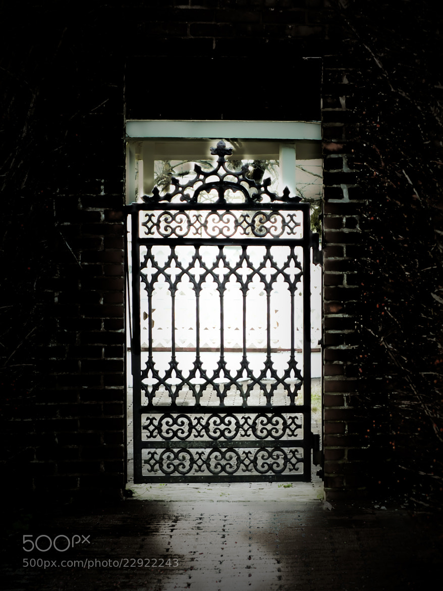 Photograph Door of light by Michelle Richardson on 500px