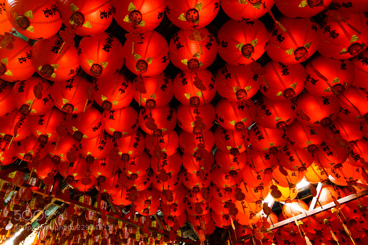 Photograph Raise the Red Lantern  by Mingda Jiang on 500px