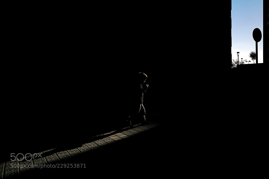 Light of the morning by Leico