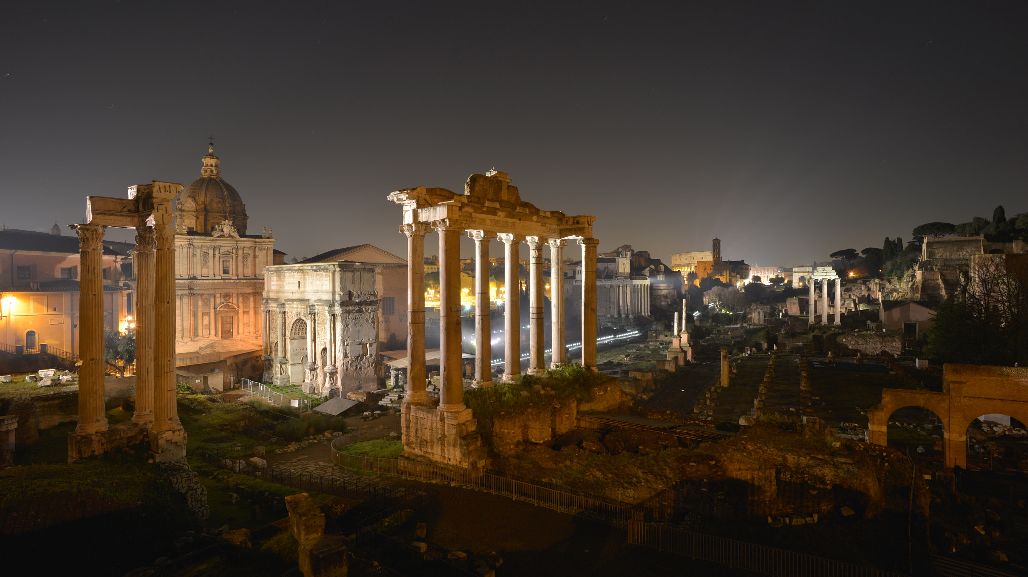 Photograph The Roman Forum by Angelo Ferraris on 500px