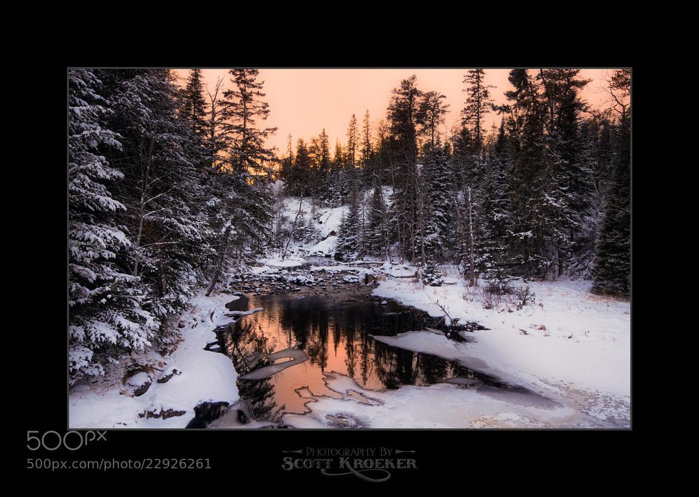 Photograph Winter Wonderland by Scott Kroeker on 500px