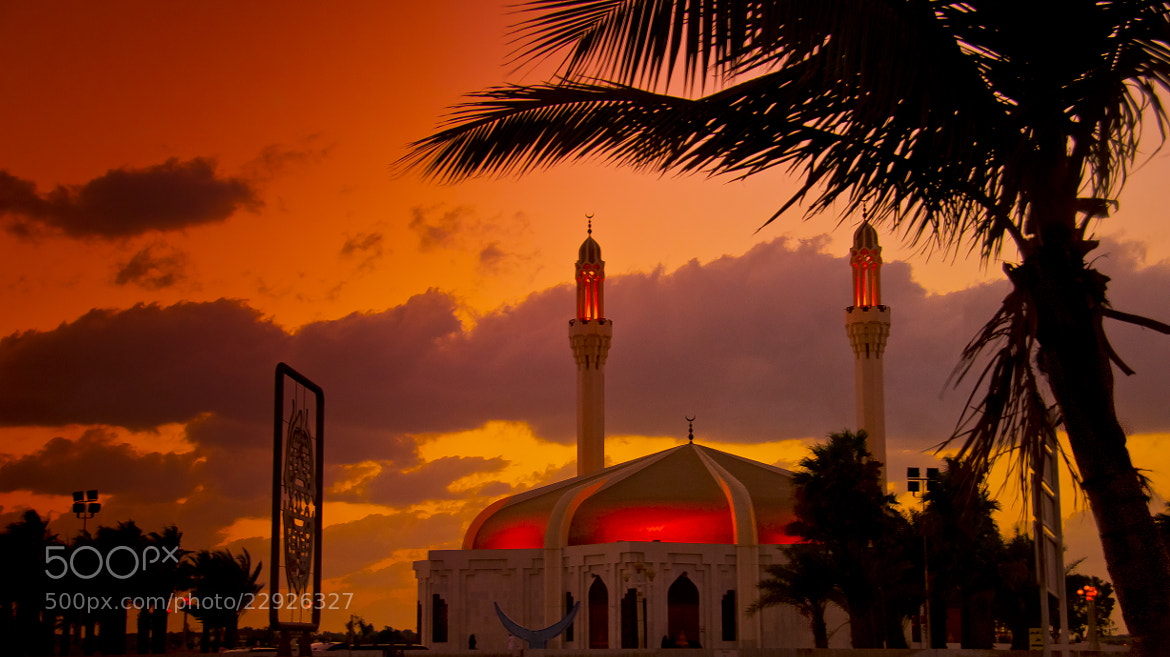 Photograph Al-Anani Musjed  by Mohammed Abdo on 500px