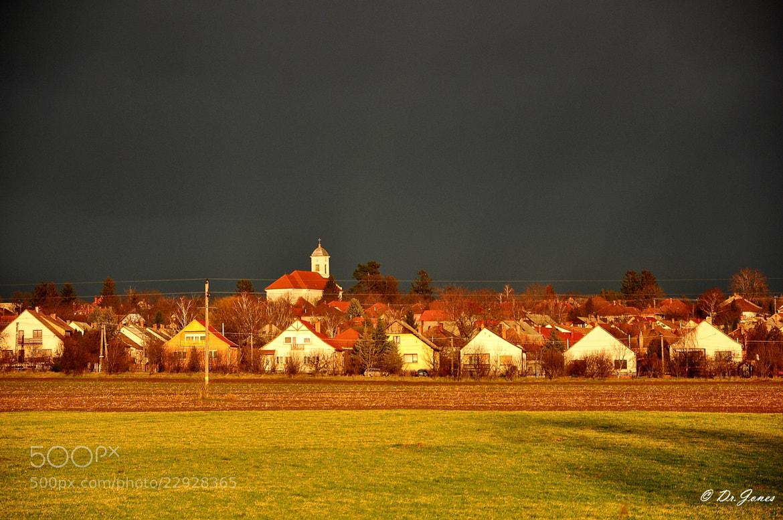 Photograph The Village by János Kovács on 500px
