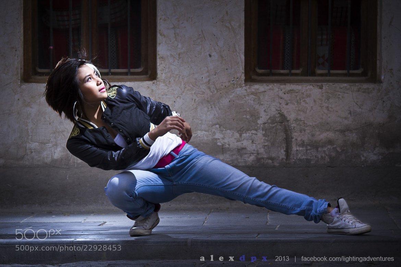 Photograph Eleynie - Dance Moves by Alex Atienza on 500px