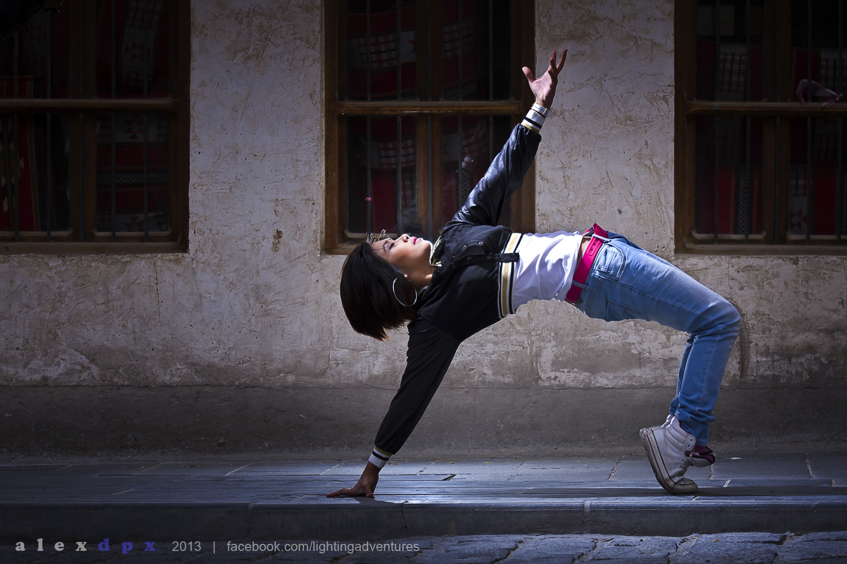 Photograph Eleynie - Lights, Camera, Action by Alex Atienza on 500px