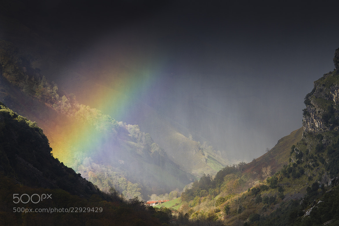 Photograph RAINBOW   by ENRIQUE ALAEZ on 500px