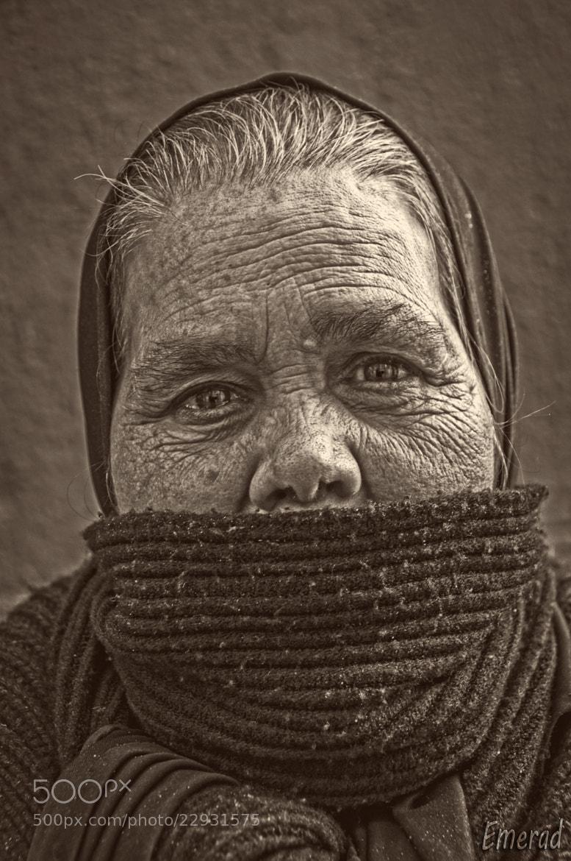 Photograph Old gypsy by Emilio Cabida on 500px