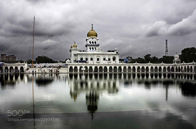Photograph Templo Sikh by Jesús Sánchez Ibáñez on 500px