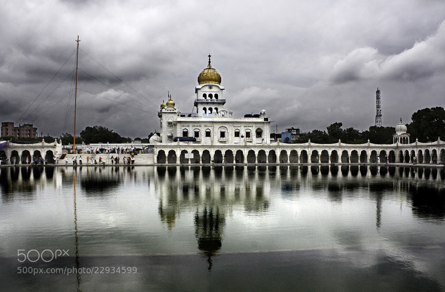 Photograph Templo Sikh by Jesús Sánchez Ibáñez on 500px