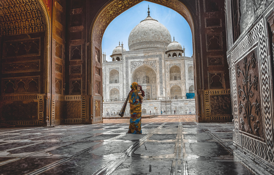 Incredible India by Efemir Art on 500px.com