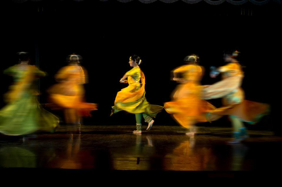 Photograph Lost In Dance!! by Baiju Abraham on 500px