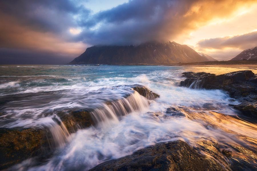 The Coast of Skagsanden by Daniel F. on 500px.com