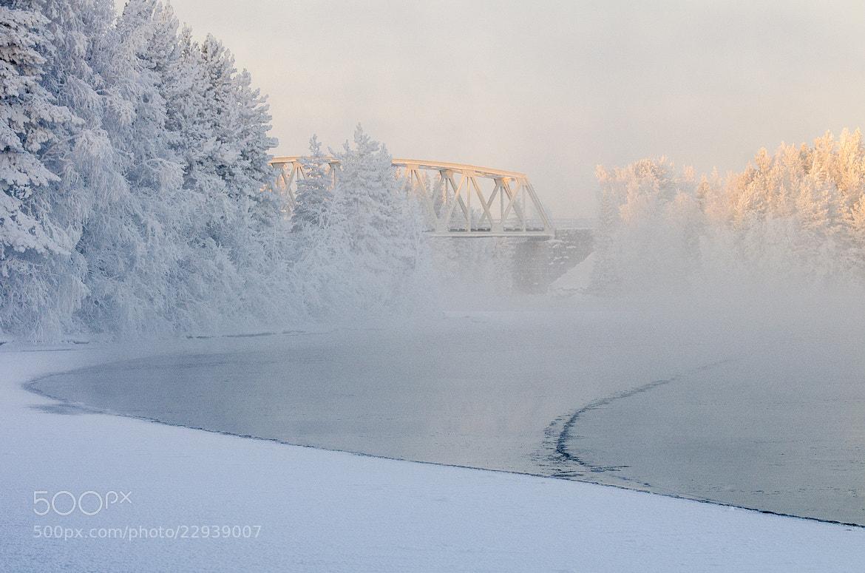 Photograph Railway Bridge by Marko Jortikka on 500px