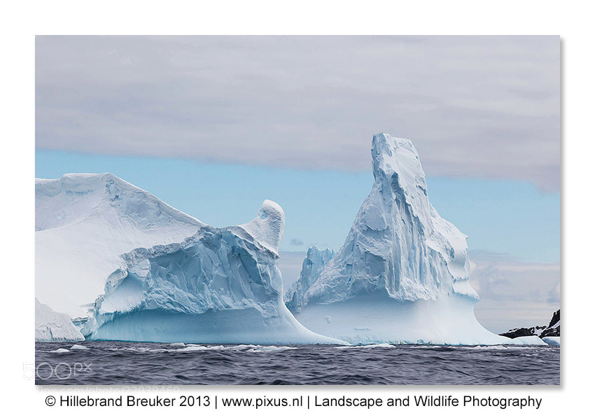 Photograph Iceberg by Hillebrand Breuker on 500px