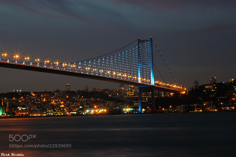 Photograph Bosphorus at Evening .. by Berk Keskin on 500px