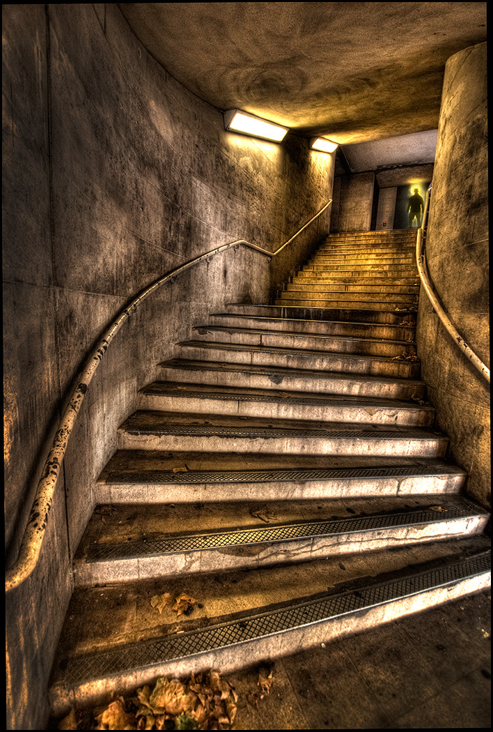Photograph The Descent by Gary Howells on 500px
