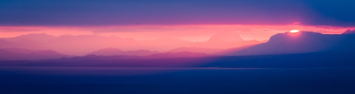 Photograph Sunrise over the Torridon Mountains by Maciej Markiewicz on 500px