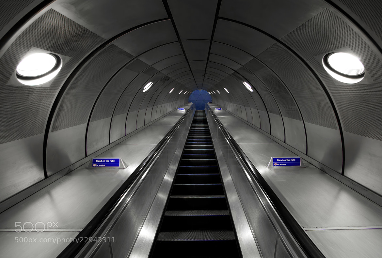 Photograph London Underground by Roland Shainidze on 500px