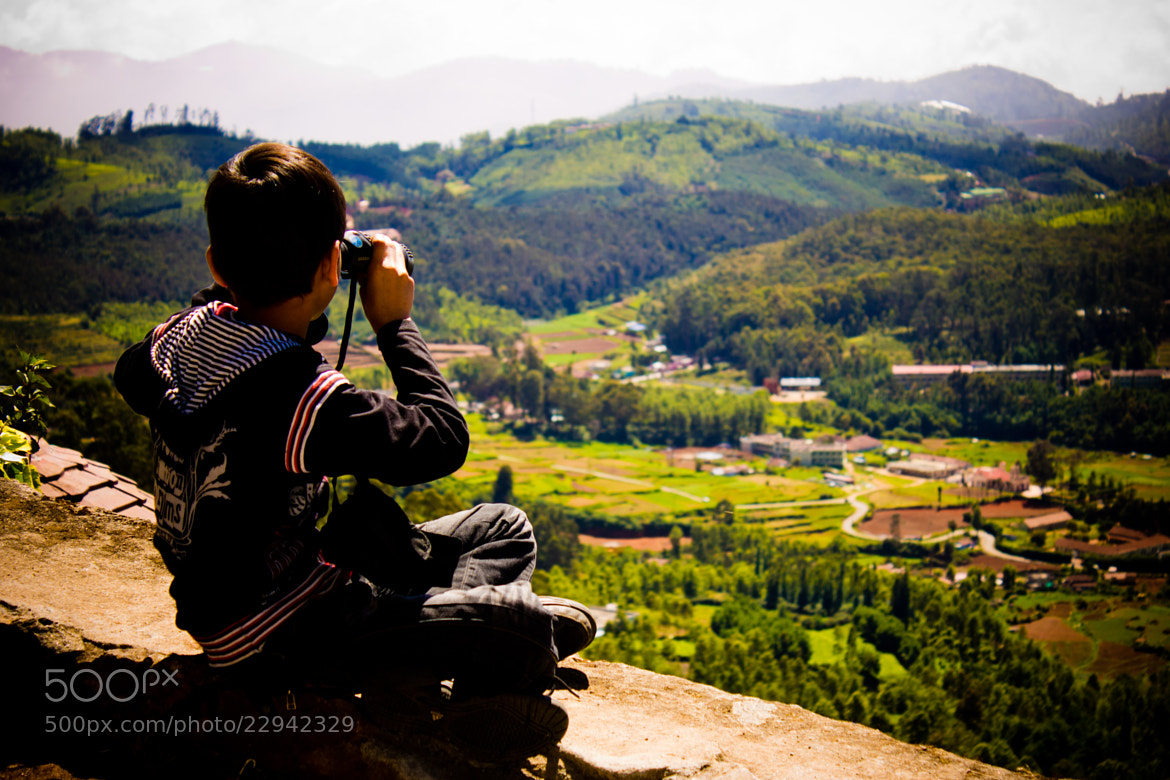 """Photograph """"The view I see is amazing!"""" by ARITRA SEN on 500px"""