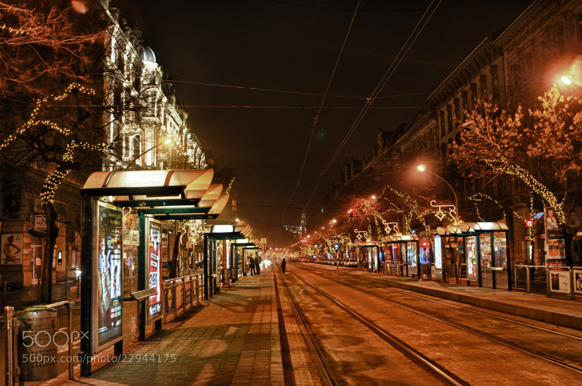 Photograph Budapest roads by Roberto Rossi on 500px