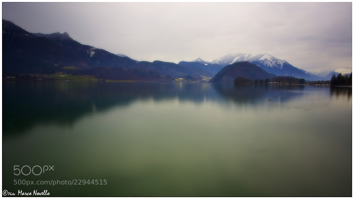 Photograph The lake by Marco Novello on 500px