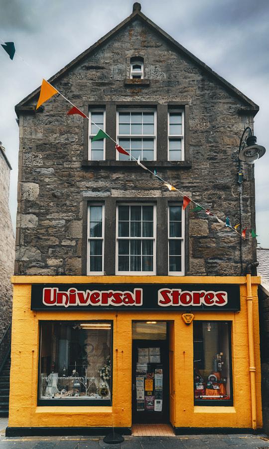 Shetland XII, Lerwick