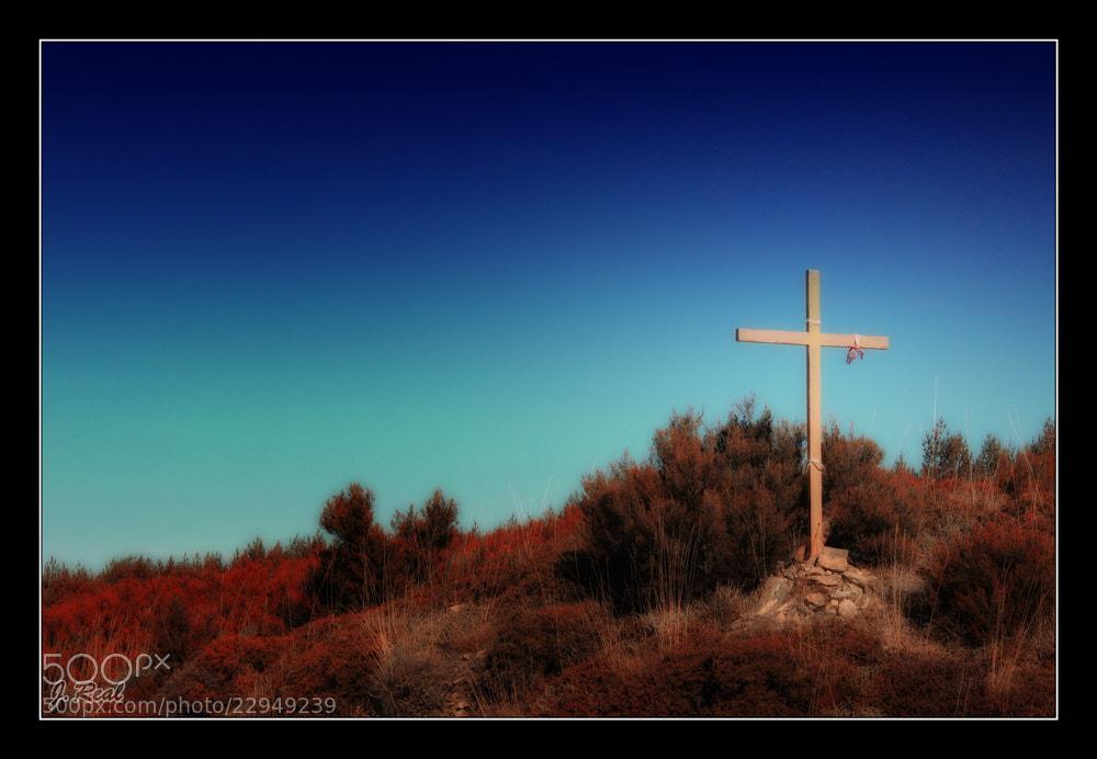 Photograph La Cruz by Juan Real on 500px