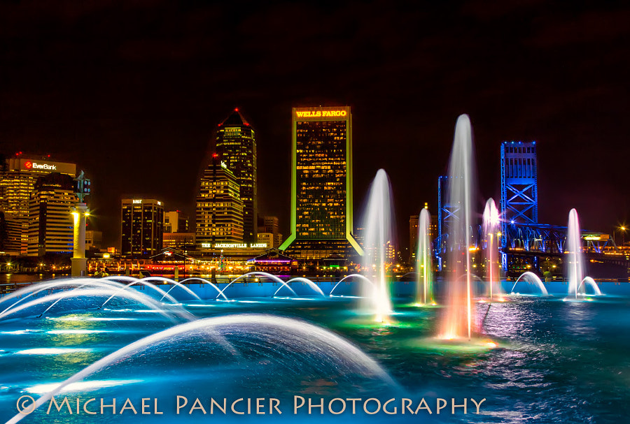 Friendship Fountain, Downtown Jacksonville