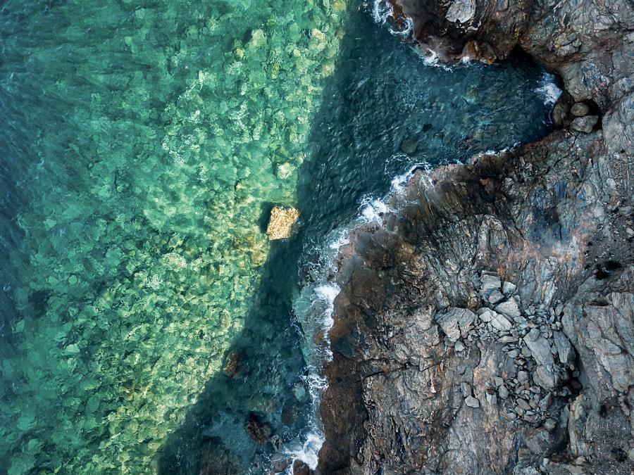Volcanic coast. by Nikolaos Diavatis on 500px.com