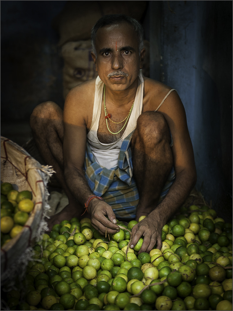 Photograph The Lime Seller by Tony Smith on 500px