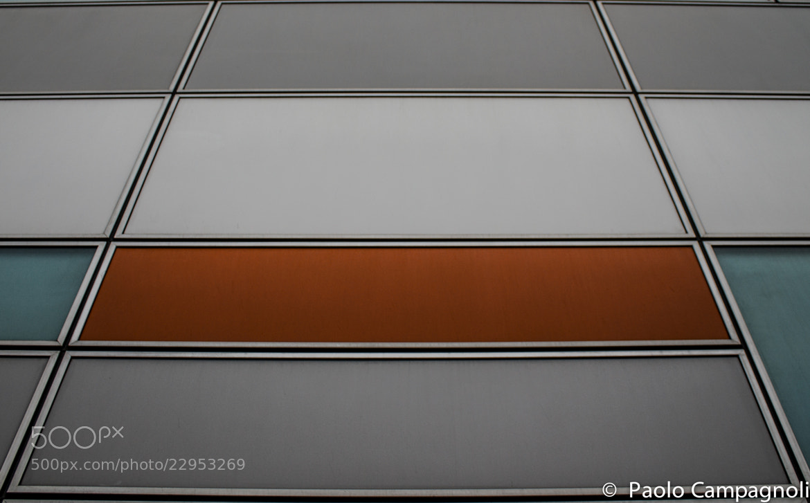 Photograph Pattern of LG Palace by Paolo Campagnoli on 500px