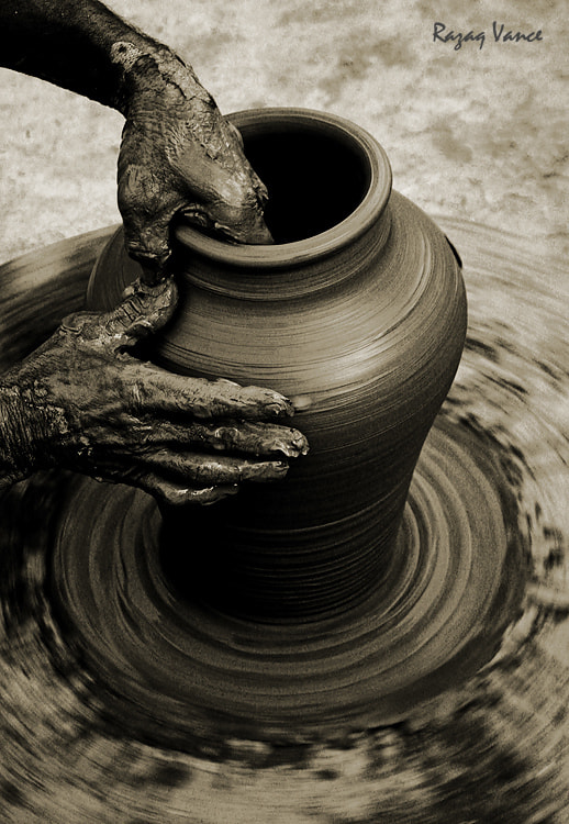 Photograph THE POTTER by razaq  vance on 500px